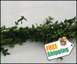 Fresh Boxwood Garland
